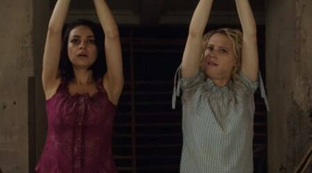 The Spy Who Dumped Me trailer: Mila Kunis and Kate McKinnon take on the action genre with a comictwist