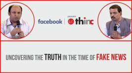 IE Thinc: Why Fake News And How Do We Bust It