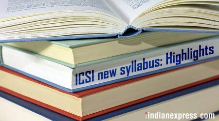 ICSI introduces new syllabus, here are thehighlights