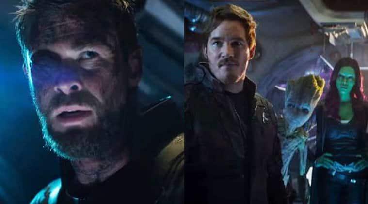 stills from avengers infinity war