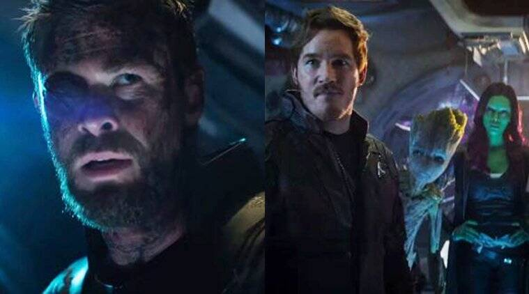 Avengers Infinity War: Thor meets the Guardians in this hilarious new clip