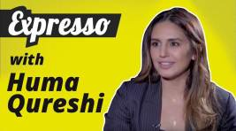 Expresso EP 10: Huma Qureshi talks to Priyanka Sinha Jha about her roller-coaster Bollywoodjourney