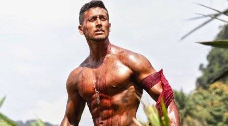 Baaghi 2: Tiger Shroff underwent 467 hours of training to get his action scenes right