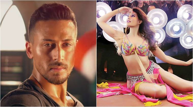 Tiger Shroff and Jacqueline Fernandez in Baaghi 2 photos
