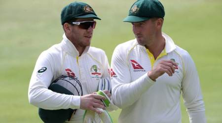 Tim Paine hails Australian fight but series defeat looms in SouthAfrica