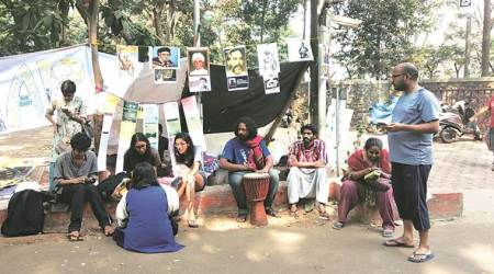 Authorities say strike called off, TISS students continue to protest