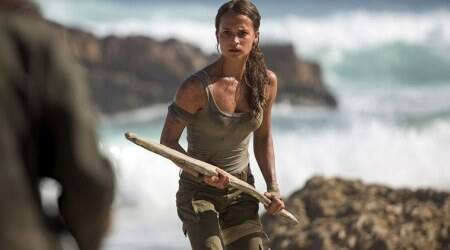 Tomb Raider movie review: Alicia Vikander tries hard to save this film