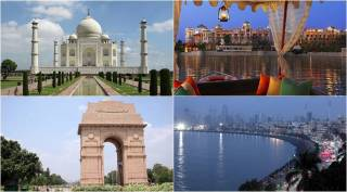 Top 10 destinations for a great vacation in India in 2018