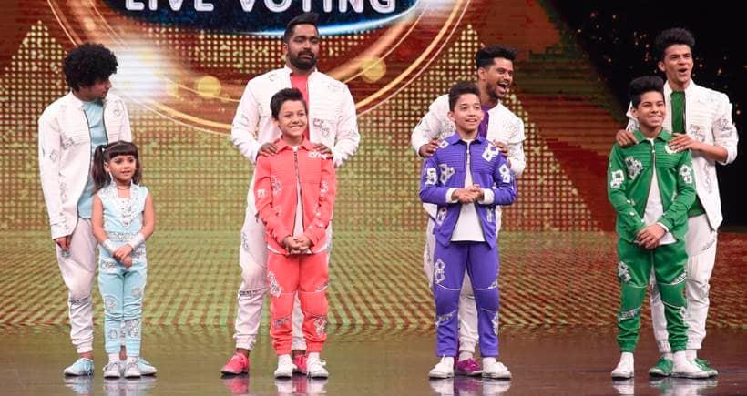 super dancer finale photos winner bishal sharma