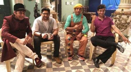 Total Dhamaal: Jaaved Jaaferi as Manav and Arshad Warsi as Adi promise another laughterriot
