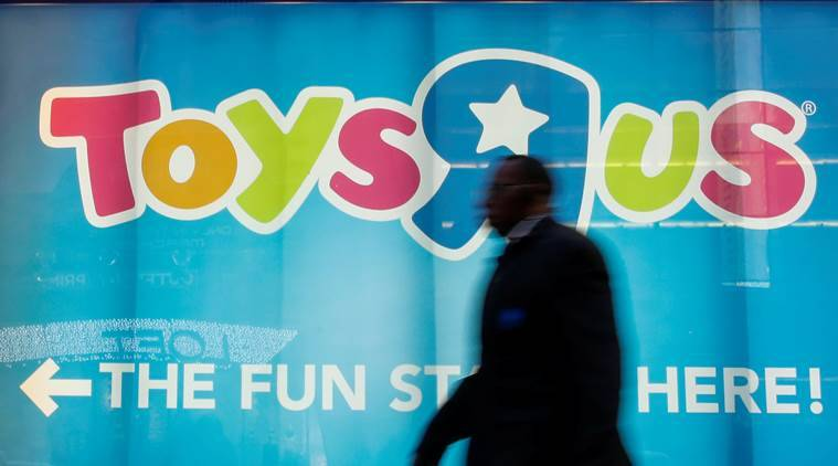 toys r us, united states, us toys company, toys r us us operations, liquidate, job layoffs, indian express