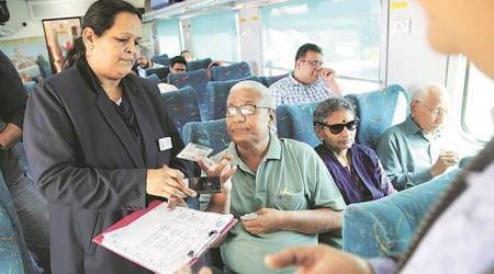 Now all-women checking staff on Chandigarh-Delhi Shatabdi