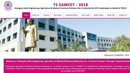 TS EAMCET 2018 registration: Exam pattern, eligibility and applicationprocedure