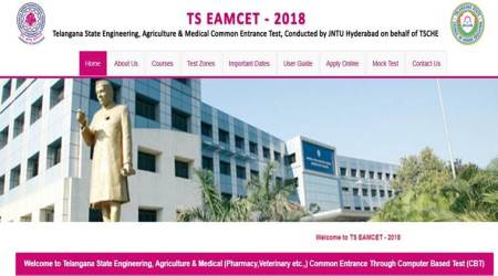 TS EAMCET 2018: Application process begins, know how toapply