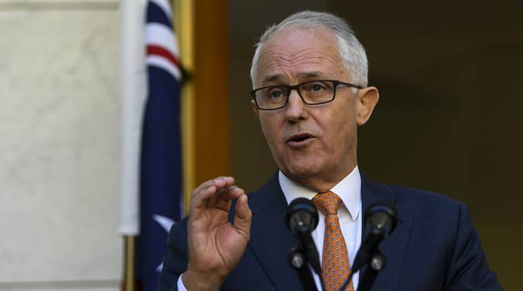 Australia PM Malcolm Turnbull's popularity rises, but party still lags: Poll