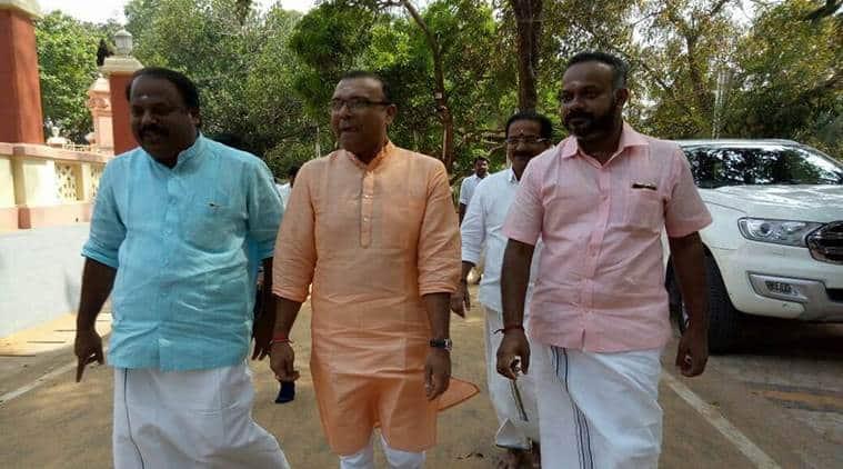 Rift within NDA in Kerala ahead of key bye-election