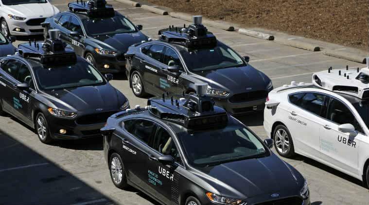 Uber self-driving car crash, autonomous technology, Phoenix Uber crash, self-driving Volvo Uber, Uber driver policy, self-driving vehicles, Lidar technology, autonomous test vehicles