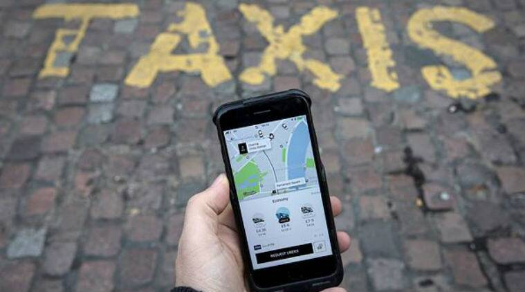 google, google maps, uber, uber booking, ride-sharing service, google waymo, gett, lyft, android, ios, google