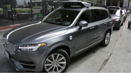 Uber self-driving car crash shows driverless vehicles need to slow down