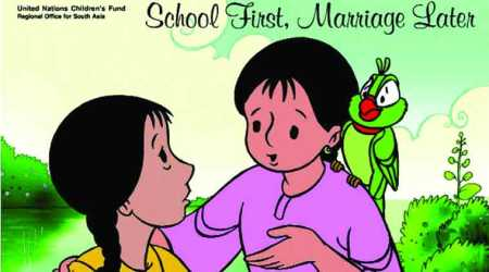 Unicef Report: India drives child marriage drop in South Asia, some areas still aworry