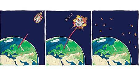 Nudge or nuke? Scientists work to prevent asteroid hit