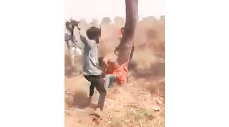 Six held after 18-year-old tied to tree, flogged in Deoria