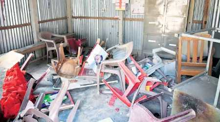Tripura violence: Suddenly targets, CPM cadres hide in party office