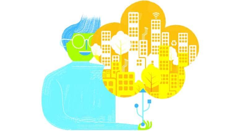 urbanisation, smart city, Modi government, amrut, housing for all, swachh bharat, Narendra Modi, modi govt schemes, Smart Cities Mission, indian express