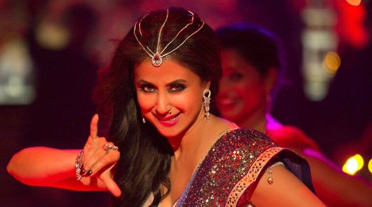 urmila matondkar in blackmail song bewafa sanam