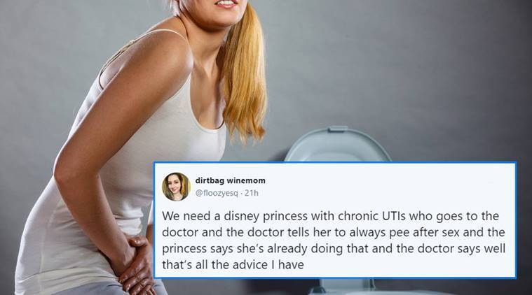 women with UTI, what is UTI, women call out doctors, women on social media call out doctors, doctors and UTI, women suffering from UTI, women issues, women problems, indian express, indian express news
