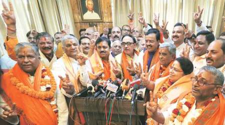In Rajya Sabha race, newcomers & state leaders
