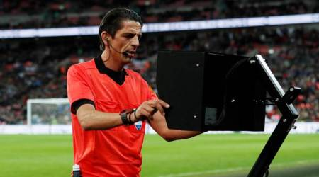 FIFA leaves countries using video review off World Cup referees list