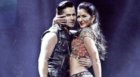 Varun Dhawan, Katrina Kaif and Prabhu Deva to have a dance battle in Remo D'Souza next, watch video