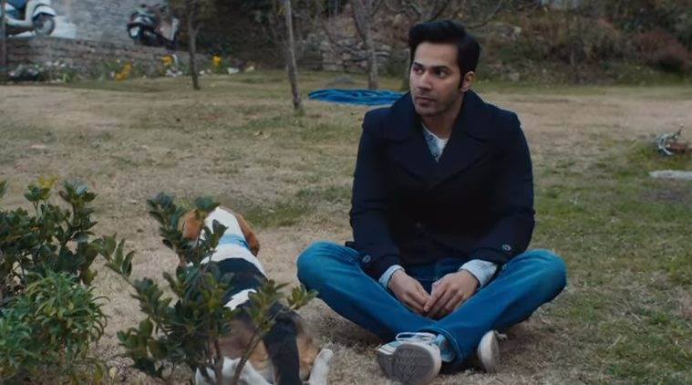 october song tab bhi tu starring Varun dhawan banita sandhu