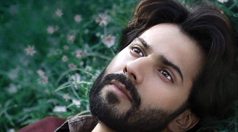 October poster: Varun Dhawan's melancholic eyes will make you feel his pain