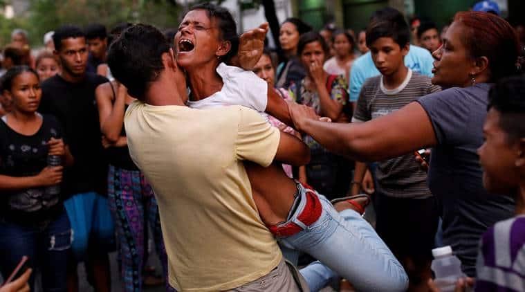 Venezuela, Prison fire, Police station fire, Venezuela crisis, Venezuela protests, Venezuela riots, World News