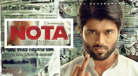 Vijay Deverakonda on NOTA: The love from Tamil Nadu made me want to do a bilingual