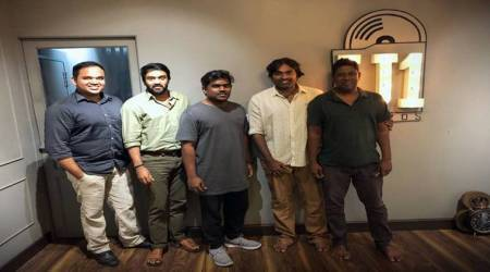 Vijay Sethupathi croons for Yuvan Shankar Raja, turns singer for Pei Pasi