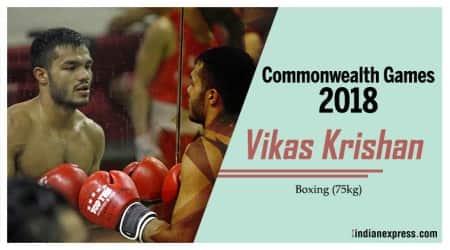 Vikas Krishan Profile, Stats, Record: Vikas Krishan confident of good show in GoldCoast