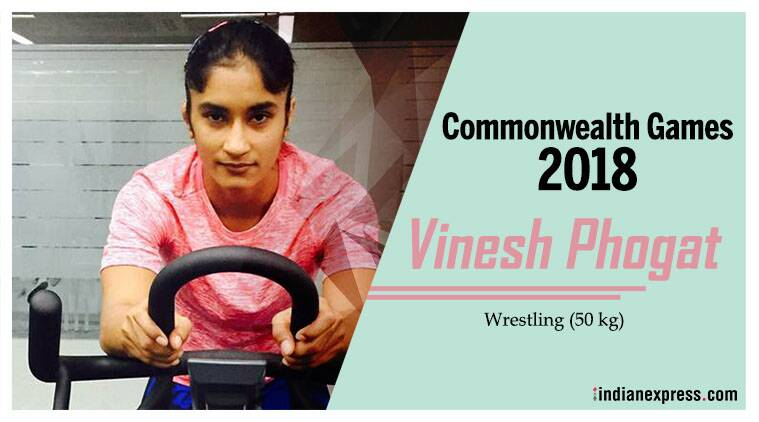 Vinesh Phogat will compete in the 50kg weight category at 2018 CWG