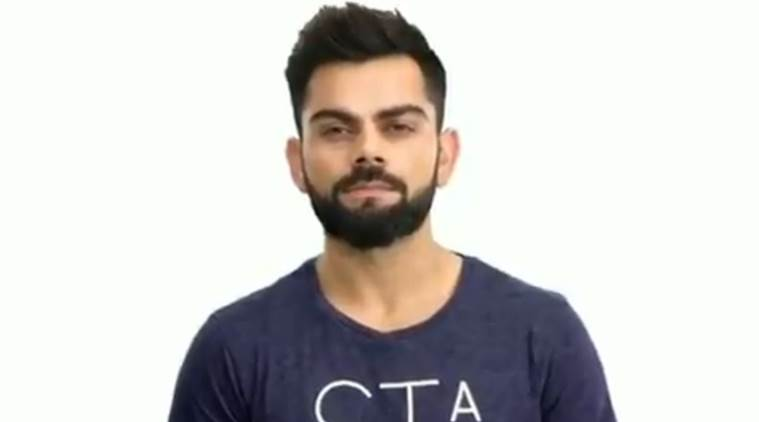 Virat Kohli wishes International Women's day in a unique way