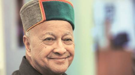 FIR lodged against Virbhadra Singh, son in property dispute case