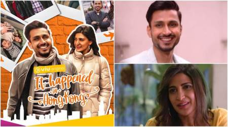 It Happened in Hong Kong trailer: This Aahana Kumra and Amol Parashar web series promises to be a rom-com with atwist