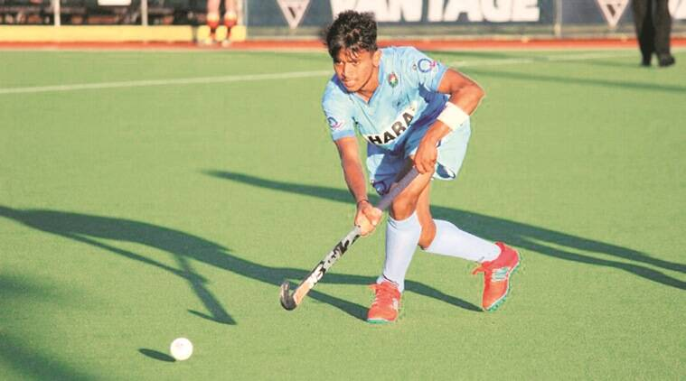 Coached by Dhyan Chand's son, hockey prodigy set to fill Sardar Singh's big shoes