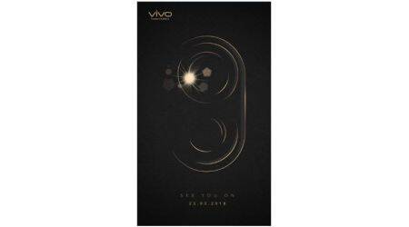 Vivo V9 with dual rear cameras, Full View display to launch in India on March 23
