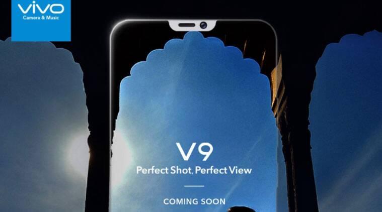 Vivo V9 listed on India site ahead of March 23 launch, will look like an iPhone X clone