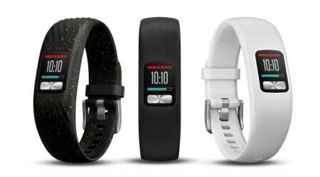 Garmin Vivofit 4 fitness tracker with 1-year battery life launched in India: Price,specifications