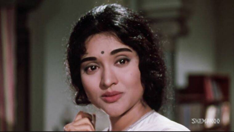 Vyjayanthimala made her screen debut with Vazhkai