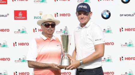 Matt Wallace pips Andrew Johnston in play-off to win Indian Open title