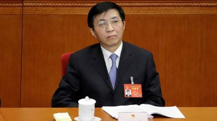 China's Amit Shah Wang Huning is behind the scenes as Xi Jinping becomes president for life